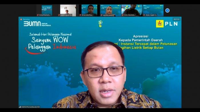 General Manager PLN UIW Suluttenggo, Leo Basuki