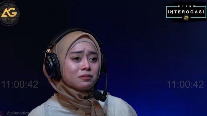Lesti Kejora Nangis Depan Gilang Dirga, Sebut Tanggung Jawab Jadi Besar Setelah Bertemu Rizky Billar