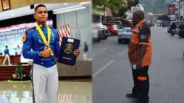 Letda Always Giving Hamonangan Tiris, Putra Seorang Juru Parkir di Jayapura Peraih Adhi Makayasa AAL