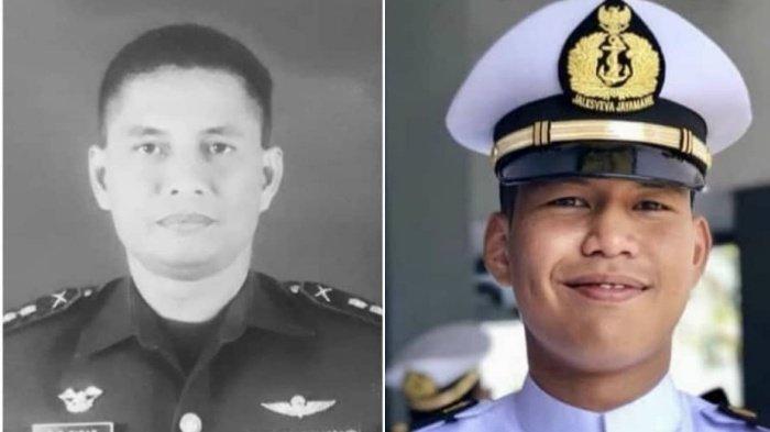 Ayah Anak Gugur Saat Tugas, Letda Rhesa Sigar di KRI Nanggala-402, Letkol Simson Sigar di Helikopter