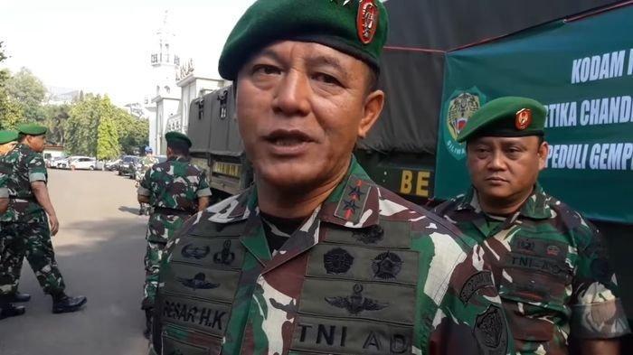 Sosok Letjen TNI Besar Harto Karyawan, Koorsahli Kasad Markas Besar TNI AD, Ini Rekam Jejaknya