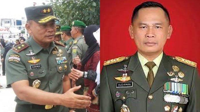 Sosok Letjen TNI Sudirman, Dijagokan Jadi Pangkostrad Tapi Akhirnya Batal, Resmi Naik Pangkat