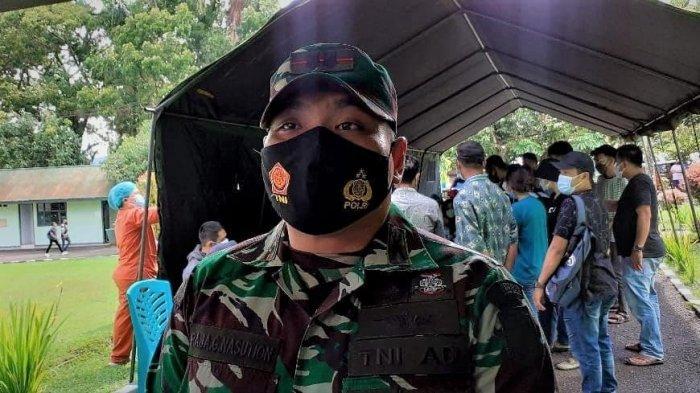 Letkol Raja Gunung Nasution Dandim 1303 Bolmong