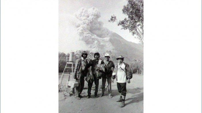 Sejarah Hari Ini, Gunung Merapi Meletus Pada 22 November 1994, Lava Panas Menewaskan 64 Orang