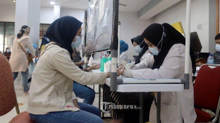 Biaya PCR Test di Bandara Hasanuddin Makassar Rp900 Ribu, Hasil Tes Diperoleh 48 Jam Setelahnya