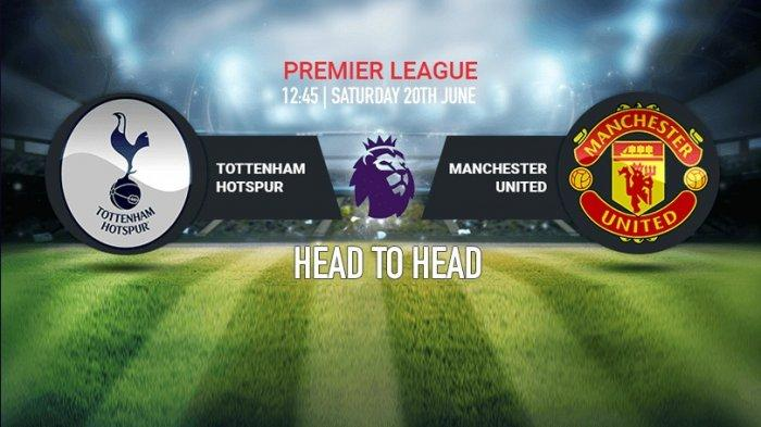 Link Live Streaming Liga Inggris Tottenham Hotspurs Vs Manchester United Live Mola Tv Malam Ini Tribun Manado