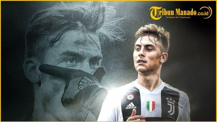 Negosiasi Alot, Juventus Dikabarkan Tolak Proposal Transfer Tottenham Hotspur untuk Paulo Dybala