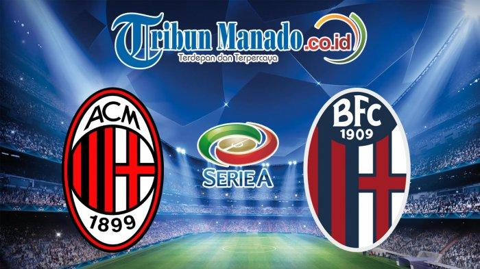 Liga Italia - Link Live Streaming AC Milan vs Bologna, Selasa 7 Mei 2019, Pukul 01.30 WIB