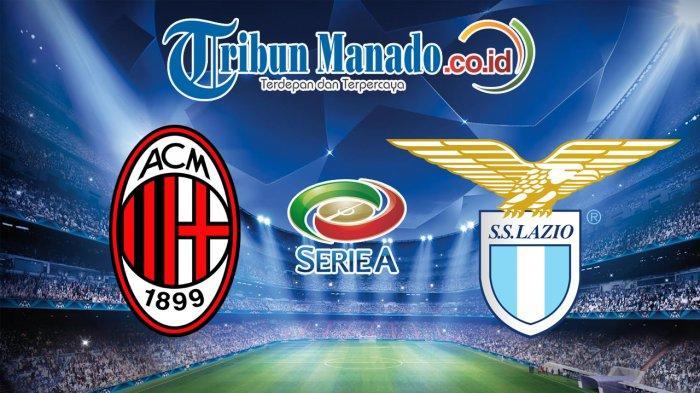 Link Streaming AC Milan vs Lazio, Tekad Kuat Armada Pioli, Live Online via Vidio.com