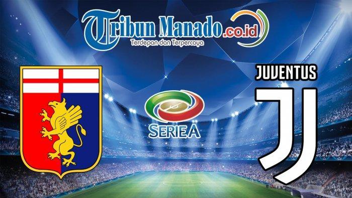 Liga Italia - Prediksi dan Link Live Streaming Genoa vs Juventus, Minggu 17 Maret 2019