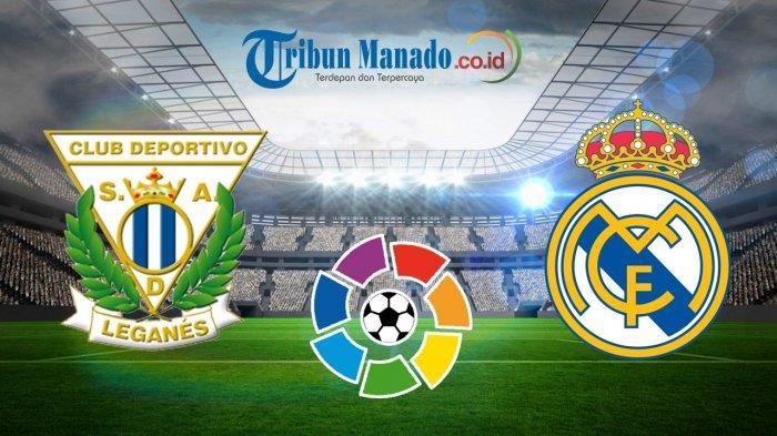 Link Live Streaming Leganes vs Real Madrid, 16 April 2019, Tonton Lewat Ponsel Dengan Cara Ini