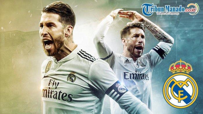 Sergio Ramos Acuhkan Tawaran Real Madrid, Singgung Rencana PSG Jadikan Lionel Messi Rekan Setim