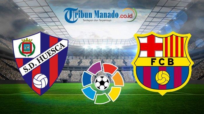 SEDANG BERLANGSUNG! Link Live Streaming Huesca vs Barcelona, 13 April 2019, Tonton Lewat Ponsel