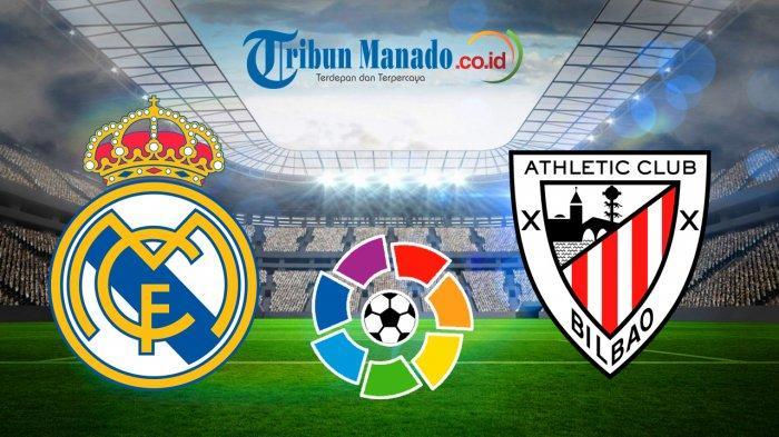 Liga Spanyol - Link Live Streaming Real Madrid vs Athletic Bilbao, Minggu 21 April 2019