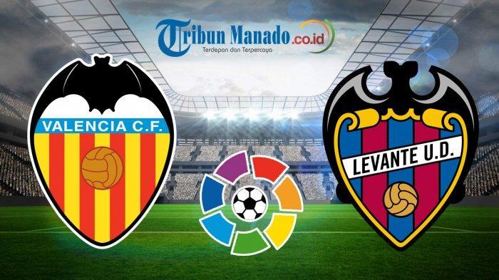 Liga Spanyol - Prediksi dan Link Live Streaming Valencia vs Levante, Liga Spanyol, 15 April 2019