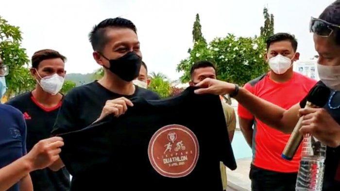 Menparekraf dan Masata Launching Likupang Duathlon, Seri Pembuka dari 5 Destinasi Super Prioritas