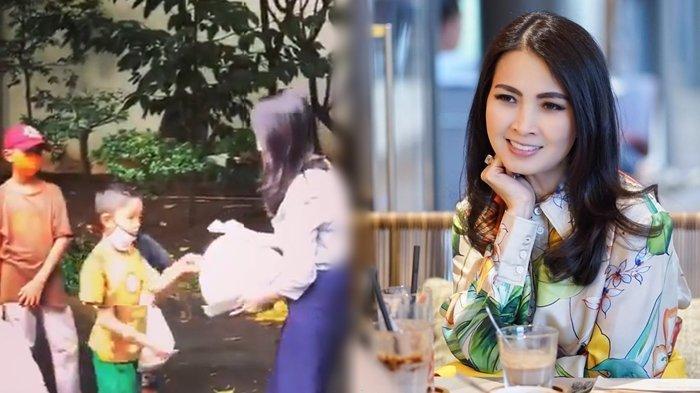 Liliana Tanoesoedibjo Tuai Pujian Saat Bagikan Sembako ke Anak Kurang Mampu: Mereka Itu Anugerah