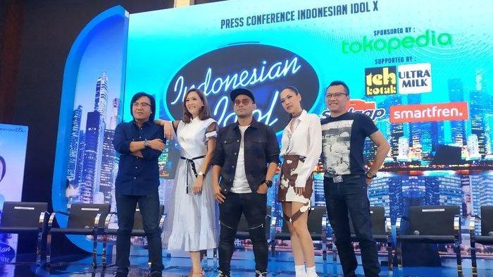 Juri Indonesian Idol Berdebat Sengit di Babak Final Show Case, Saling Singgung Hingga Beri Pengakuan