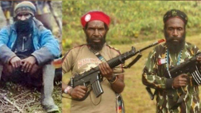 Lima Pimpinan Teroris KKB Kendali Benny Wenda Ditetapkan Jadi DTTOT: Germanius, Murib hingga Lekagak