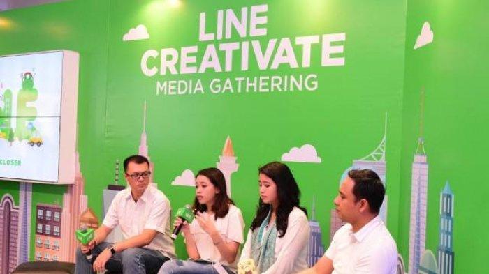 Line Gelar Kompetisi Kreatif Untuk Anak Muda Indonesia untuk Berkreasi