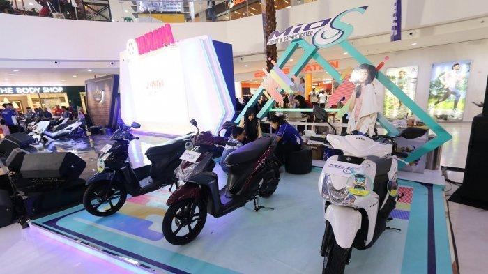 HARGA TERBARU - Motor Matic Yamaha dan Suzuki Bulan Maret 2020, Kapasitas 125cc