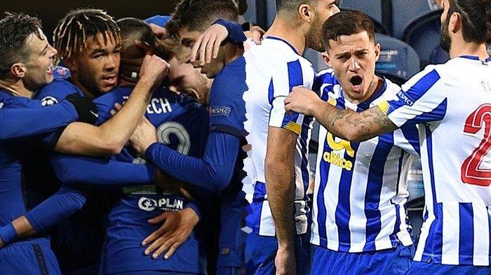 Link Live Streaming Liga Champions: FC Porto vs Chelsea, Kick off Mulai Pukul 02.00 WIB