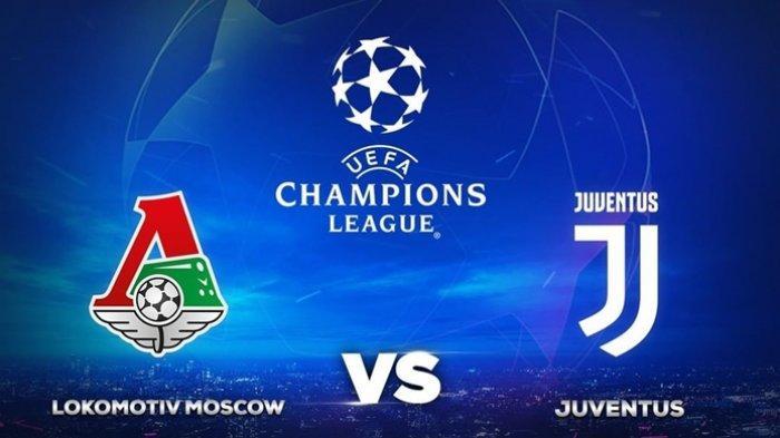 Link Live Streaming Lokomotiv Moskow vs Juventus, 1 Langkah CR7 Cs ke Babak 16 Besar, Tonton di Sini