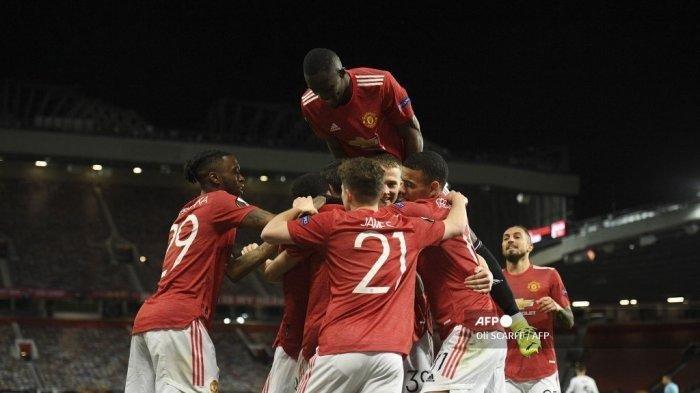 SEDANG BERLANGSUNG Live Streaming Manchester United vs Brighton, Akses Link Berikut Ini