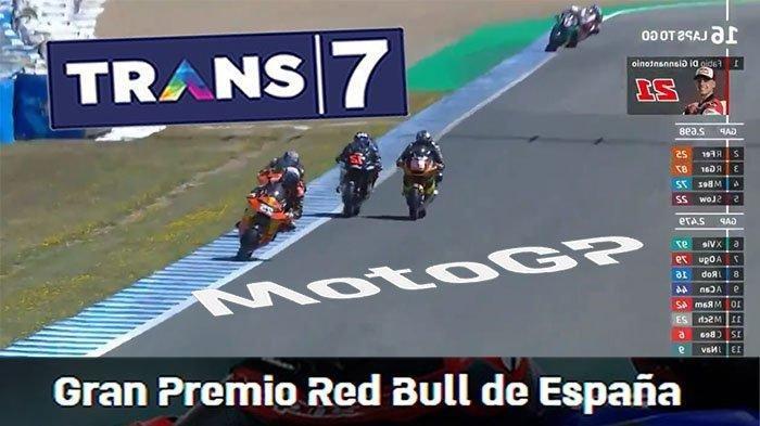 SEDANG BERLANGSUNG! Link Live StreamingMotoGP Spanyol 2021, Rossi Start dari Nomor 17