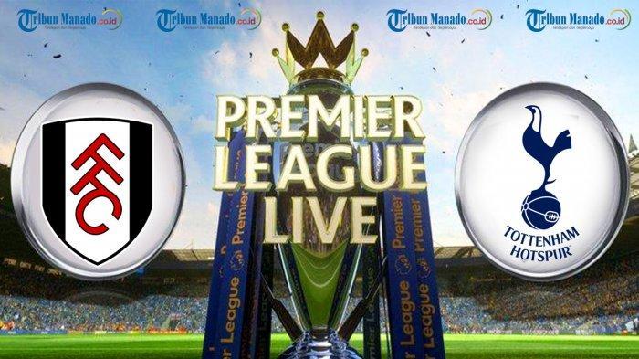 Hasil Liga Inggris, Tottenham vs Fulham, Rekor Harry Kane, Spurs Tertahan di Derby London