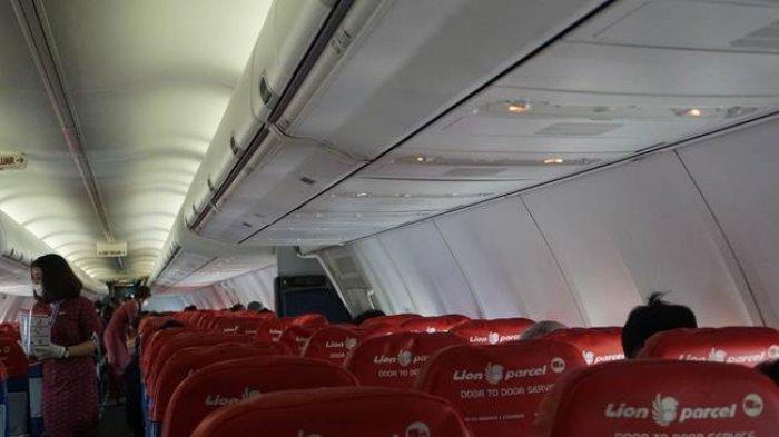Jamin Sirkulasi Udara di Pesawat, Lion Air Pastikan Seluruh Armada Dilengkapi HEPA Filter
