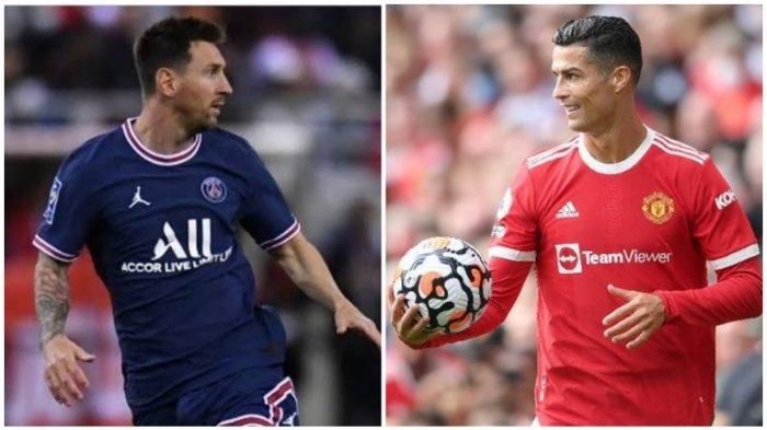 Prediksi Brugge vs PSG, Cristiano Ronaldo Sudah Cetak 3 Gol Bersama MU, Bagaimana Lionel Messi?