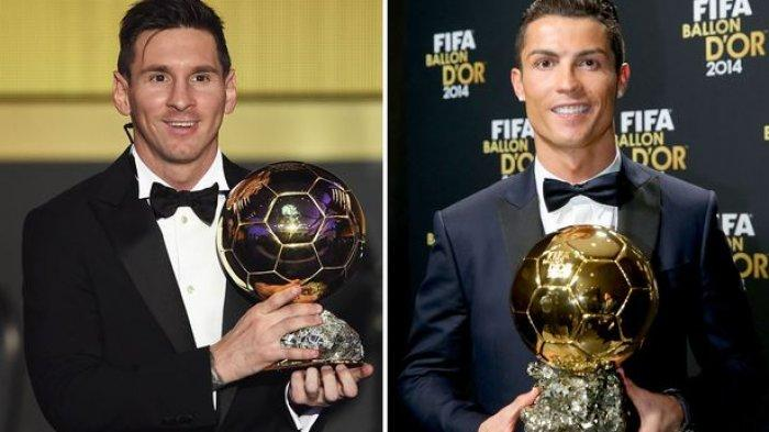 Ballon d'Or 2019, Di Tiga Negara Ini, Nama Messi, Van Dijk dan Ronaldo Tak Laku