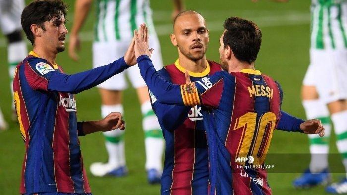 Link Live Streaming TV Online Barcelona vs Valencia di Liga Spanyol, Malam Ini Pukul 22.15 WIB