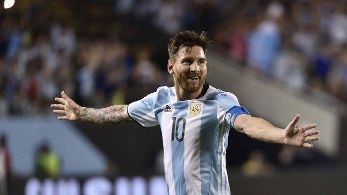 LIVE STREAMING Copa Amerika Brasil vs Argentina, Pembuktian Lionel Messi untuk Raih Juara