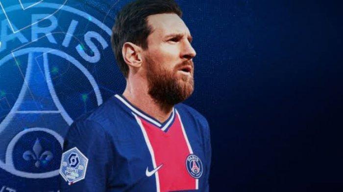 LIVE STREAMING PSG vs Manchester City, Lionel Messi dan Pep Bertemu, La Pulga Diragukan Tampil