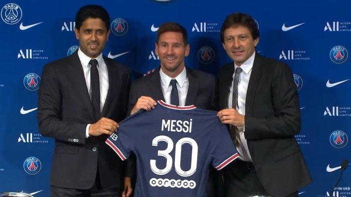 Pengakuan Lionel Messi Setelah Resmi Jadi Pemain PSG, Sebut Tak Bisa Lupakan Barcelona
