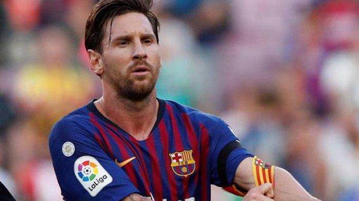 Manchester City Siapkan Tawaran Segini untuk Datangkan Mega Bintang Lionel Messi