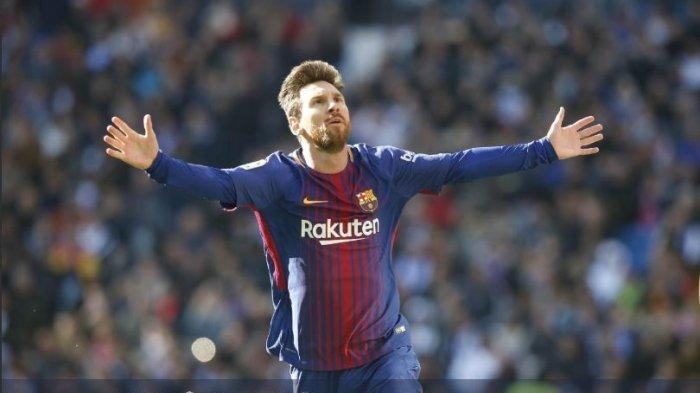 Lionel Messi Catatkan Rekor Baru saat Barcelona Kalahkan Atletico Madrid di Liga Spanyol
