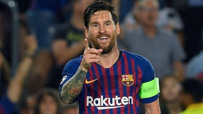 Gara-gara Digocek Lionel Messi, Eks Pemain Atletico Madrid Ditegur Istri