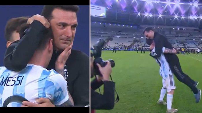 Sosok Lionel Scaloni, Pelatih Argentina yang Dulunya Asisten, Kini Bawa Argentina Juara Copa Amerika