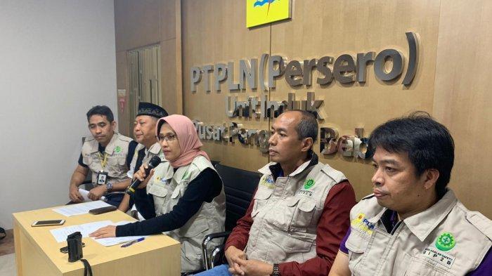Listrik Padam di Sebagian Jawa, Begini Penjelasan PLN