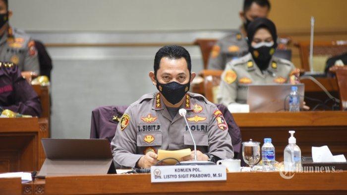 Tinggal Menunggu Pelantikan Kapolri, Komjen Listyo Sigit Prabowo Siapkan 10 Program untuk Polri