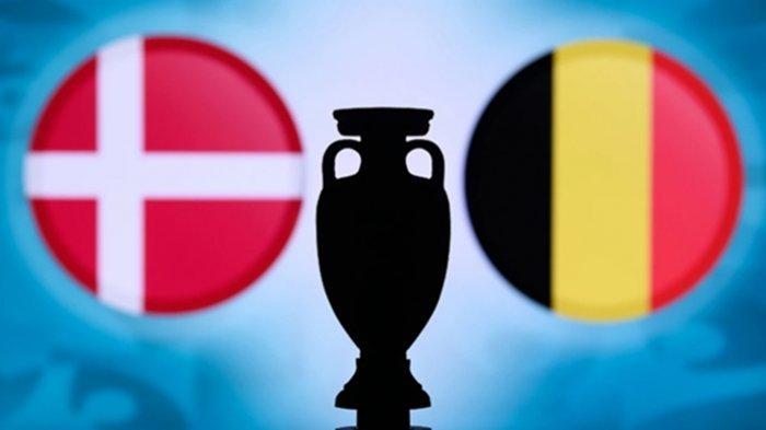 SEDANG BERLANGSUNG Live Streaming Denmark vs Belgia Euro 2020 Grup B Link Mola TV, The Danish Unggul