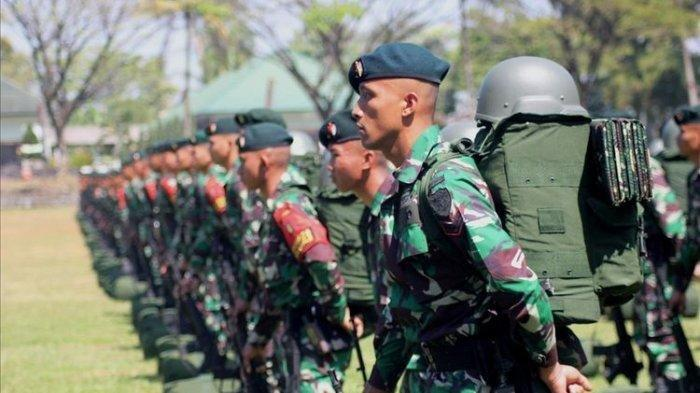 Live Streaming HUT ke-75 TNI Langsung dari Istana Negara, Digelar di Tengah Pandemi Covid-19
