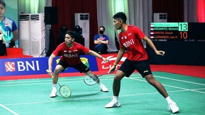 Live Streaming Indonesia vs Taiwan Piala Thomas 2020 Pukul 13.30 WIB, Laga Penentuan Grup A