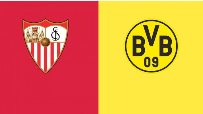 Live Streaming Liga Champions Antara Sevilla vs Dortmund Jam 03.00 WIB, Cek Disini