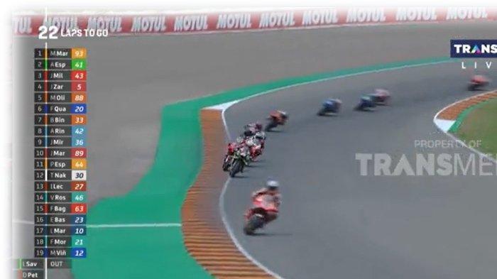 Link Streaming MotoGP Jerman 2021 Sedang Berlangsung, Marquez Tidak Target Menang
