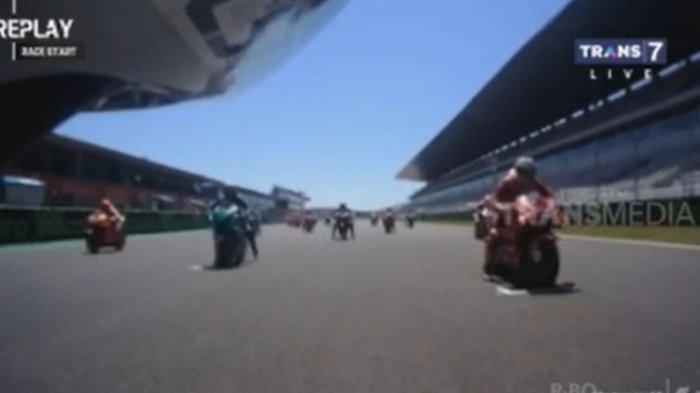 SEDANG BERLANGSUNG Live Streaming MotoGP Portugal 2021, Saksikan Aksi Marquez di Ponsel Anda