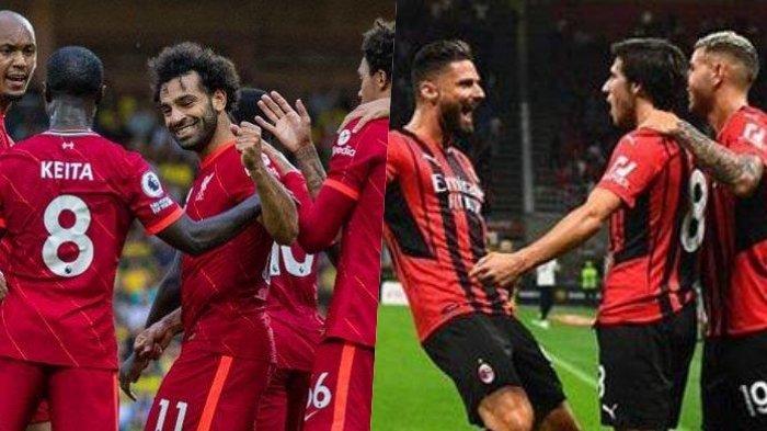 Jelang Liverpool vs AC Milan, Alisson Becker Singgung Laga 16 Tahun Silam, Stefano Pioli Kecewa